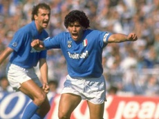 Diego Maradona sometimes went a little too far. GOAL