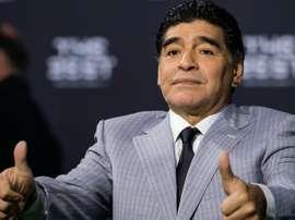 Un nouveau défi se présente face à Maradona. Goal