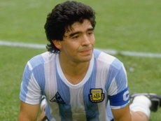 Maradona has sadly passed away. GOAL