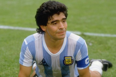 Maradona at 60: The star of Mexico 1986 – and the World Cup handball king. GOAL
