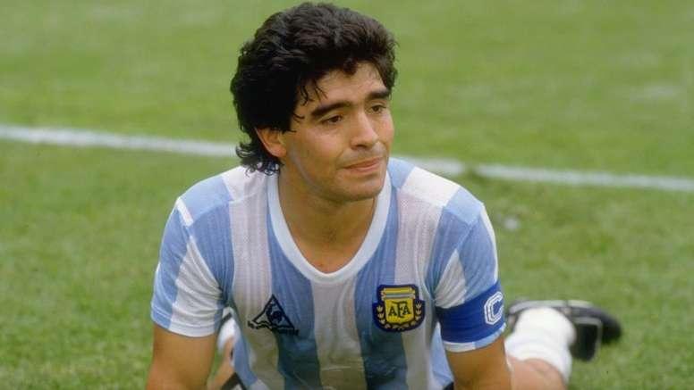 Maradona-inspired kit to be unveiled by Napoli. GOAL