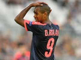 Bordeaux prête Rolan à Malaga. AFP