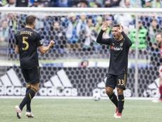 LAFC's dream debut season continued. GOAL