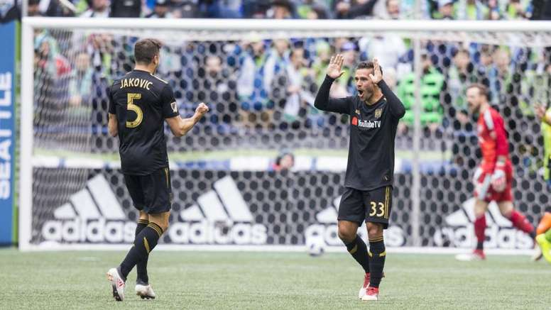 LAFC's dream debut season continued. GOAL