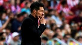 Simeone próximo de renovação contratual com o Atlético de Madrid por mais uma temporada