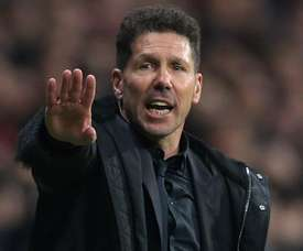 Simeone thinks Atletico fans aren't focused on Clasico. GOAL