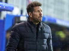 Simeone: We lost a half