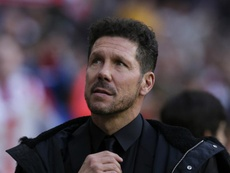Simeone admits his side have got a lot to improve on. GOAL