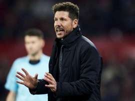 Simeone is confident his side can cope despite the spate of recent injuries. GOAL
