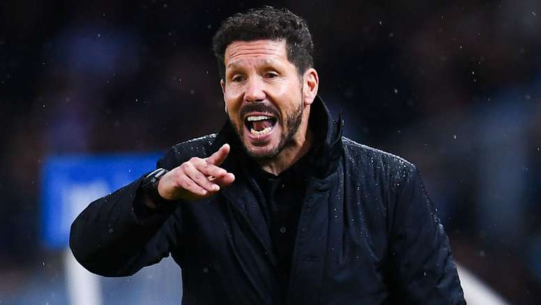 Diego Simeone could also stay. Goal