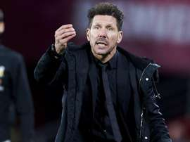 Simeone determined to bounce back from Copa defeat. GOAL