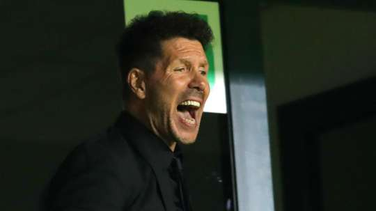 Simeone's eclipses Aragones as Atletico's top coach with seventh title. Goal