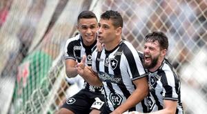 Provável onze de Botafogo e Atlético-MG. Goal
