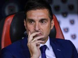 Ex-Monterrey coach Diego Alonso has taken over at Inter Miami. GOAL
