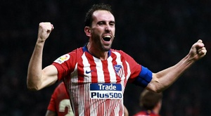 Godin impressed against Juventus in Champions League clash. GOAL