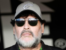 Maradona leaves Dorados to focus on health.