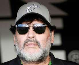 Maradona leaves Dorados to focus on health.