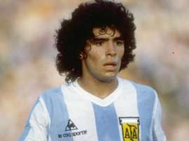 Diego Maradona has numerous World Cup records. GOAL