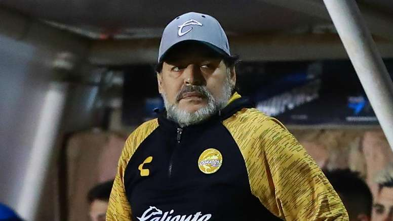 Maradona to Gimnasia has '80 per cent chance' of completion. Goal