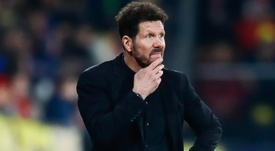 Diego Simeone is convinced Atletico will finally bounce back despite embarrassing cup exit. GOAL