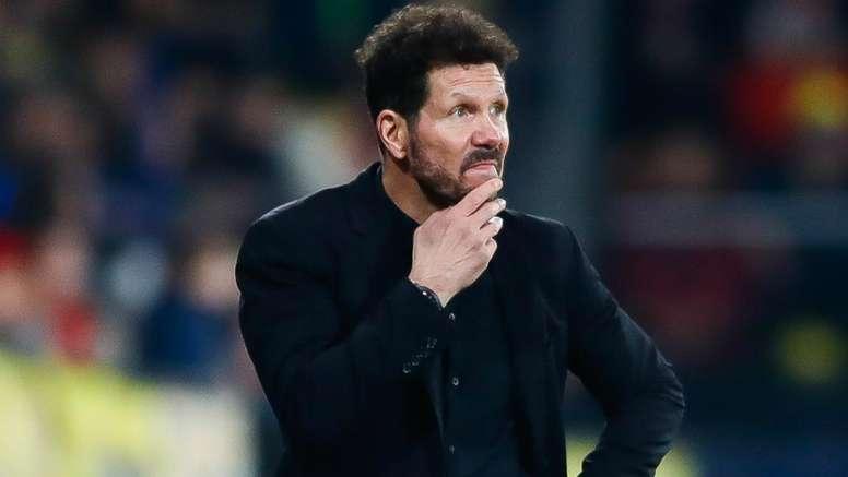 Simeone: Atletico causing