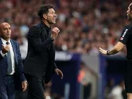 Simeone on Ramos incident
