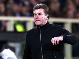 Dieter Hecking has been released by Gladbach. GOAL
