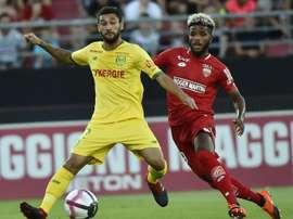 Dijon s'est imposé face à Nantes. Goal