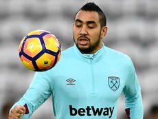 Dimitri Payet in a warm-up during his spell at West Ham. Goal