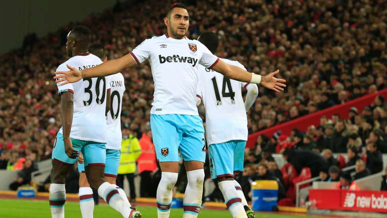 Payet has been heavily linked with a move away from West Ham. Goal
