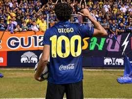 Diogo está em grande no Buriram United. Goal