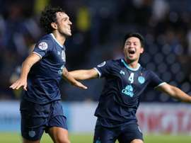 Diogo netted for Buriram. GOAL