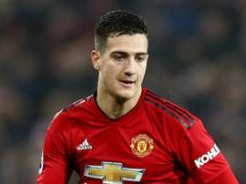 Dalot has been compared to a club legend by his manager. GOAL