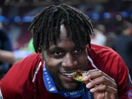 Origi hungry for more at Liverpool. GOAL