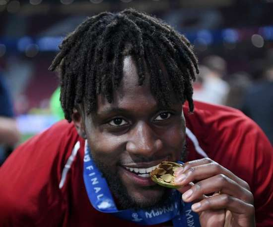 Divock Origi has been offered a new contract at Liverpool. GOAL