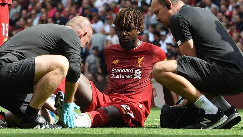 Napoli-Liverpool, Origi out e anche Robertson è a rischio forfait. Goal