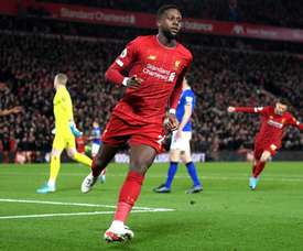 Klopp praises 'outstanding' Origi after derby win. GOAL