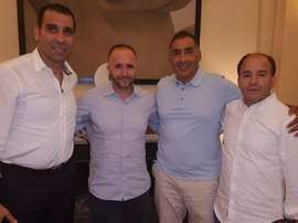 Belmadi (second half) has accepted a four-year contract. GOAL