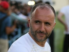 Belmadi is targeting AFCON glory with Algeria. GOAL