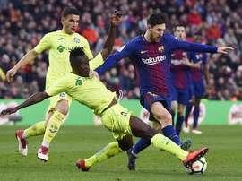 Le Barça intéressé par un joueur de Getafe. Goal