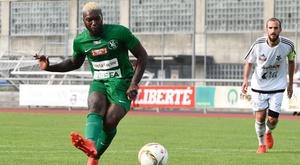 Il Campobasso ci prova con Cissé. Goal