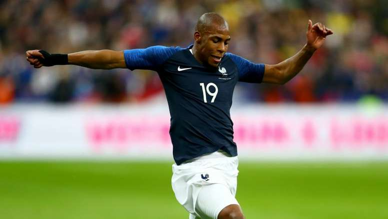 Sidibe is a doubt for the World Cup after being diagnosed with a knee injury. GOAL