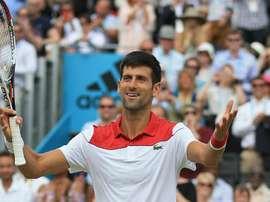 Djokovic is a fan of the technology. GOAL