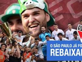 O São Paulo já foi rebaixado no Campeonato Paulista? Goal