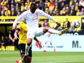 Lukebakio moves to Hertha after impressing at Dusseldorf last season. GOAL