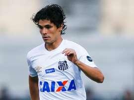 Dodo jogador do Santos. Goal