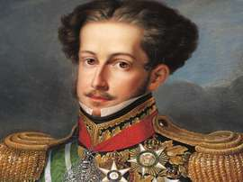 Dom Pedro I. Goal