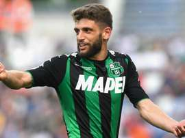 Berardi is thought to be a target for multiple Serie A clubs. GOAL