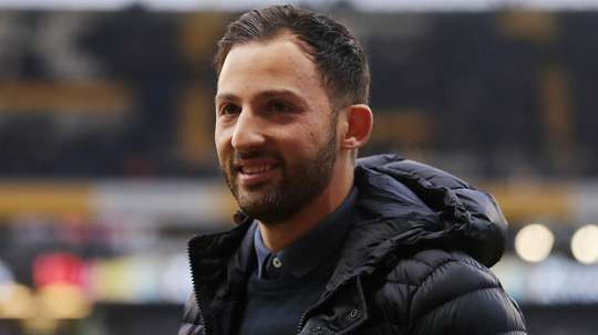 Tedesco has signed a new deal with the club. GOAL