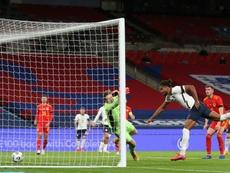 Dominic Calvert-Lewin was praised by England boss Gareth Southgate. GOAL